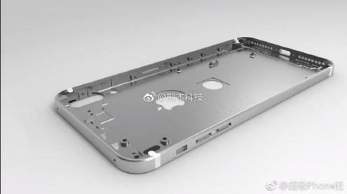 Iphone 8 chassis weibo 4