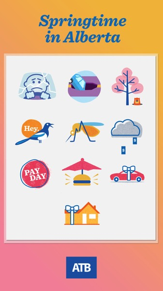 ATB imessage stickers