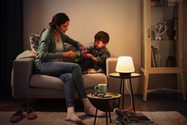 Philips Hue Wellness table lamp