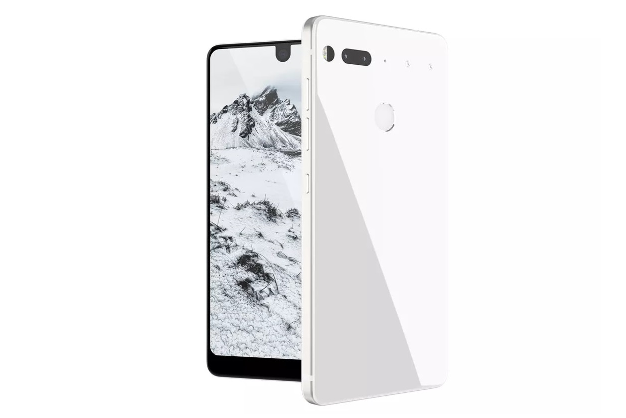 Android Creator Andy Rubin Unveils His 'Essential Phone