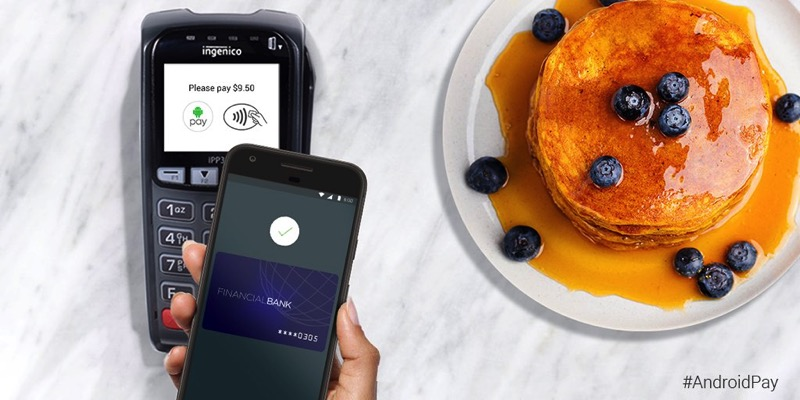 Android Pay Launches in Canada to Take on Apple Pay | iPhone in