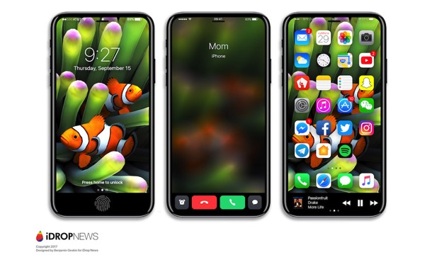 IPhone 8 Function Area iDrop News Exclusive 1 Featured Image