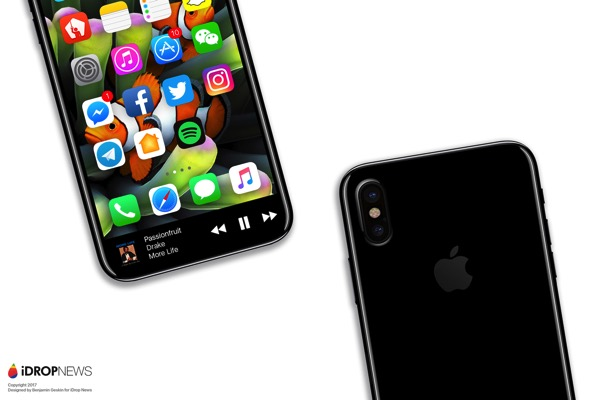 IPhone 8 Function Area iDrop News Exclusive 5
