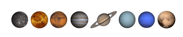 Planets emoji emojipedia