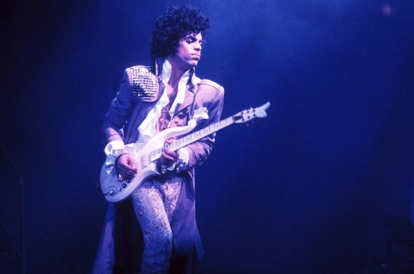 Prince 1985 live billboard 1548