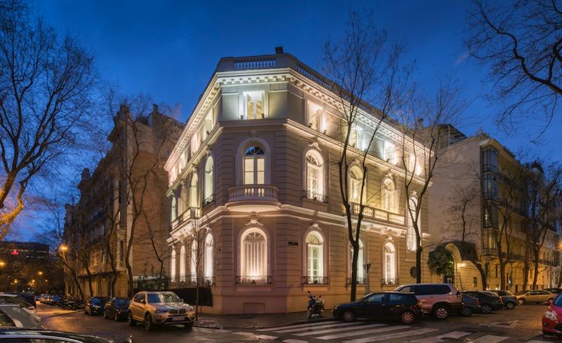 Norman Foster Foundation Madrid 01