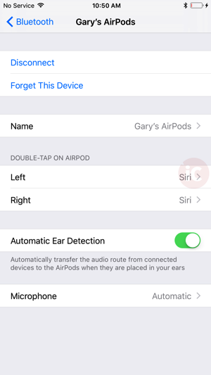 Double Tap To Skip Songs On Airpods Finally Coming In Ios