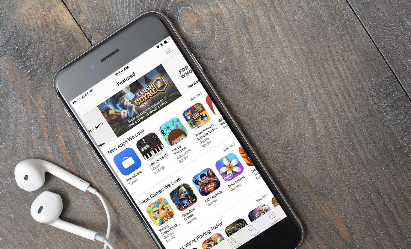 Apple Briefly Removes 32-Bit Apps From App Store, Hinting iOS 11