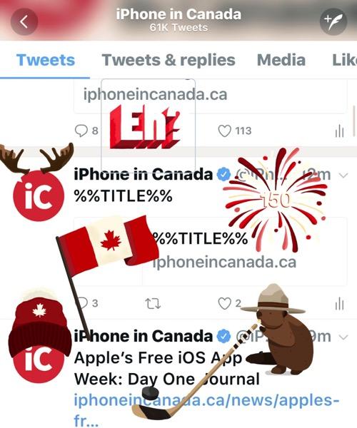 Canada day iic twitter