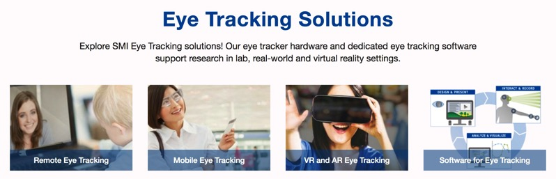Apple Confirms it Acquired this German Maker of Eye-Tracking