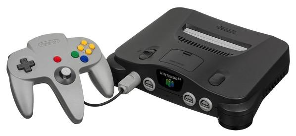 Nintendo 64 wcontroller l