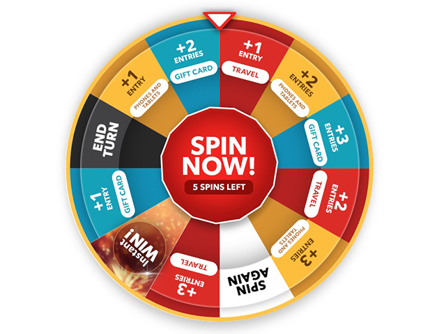 Spin to win rogers