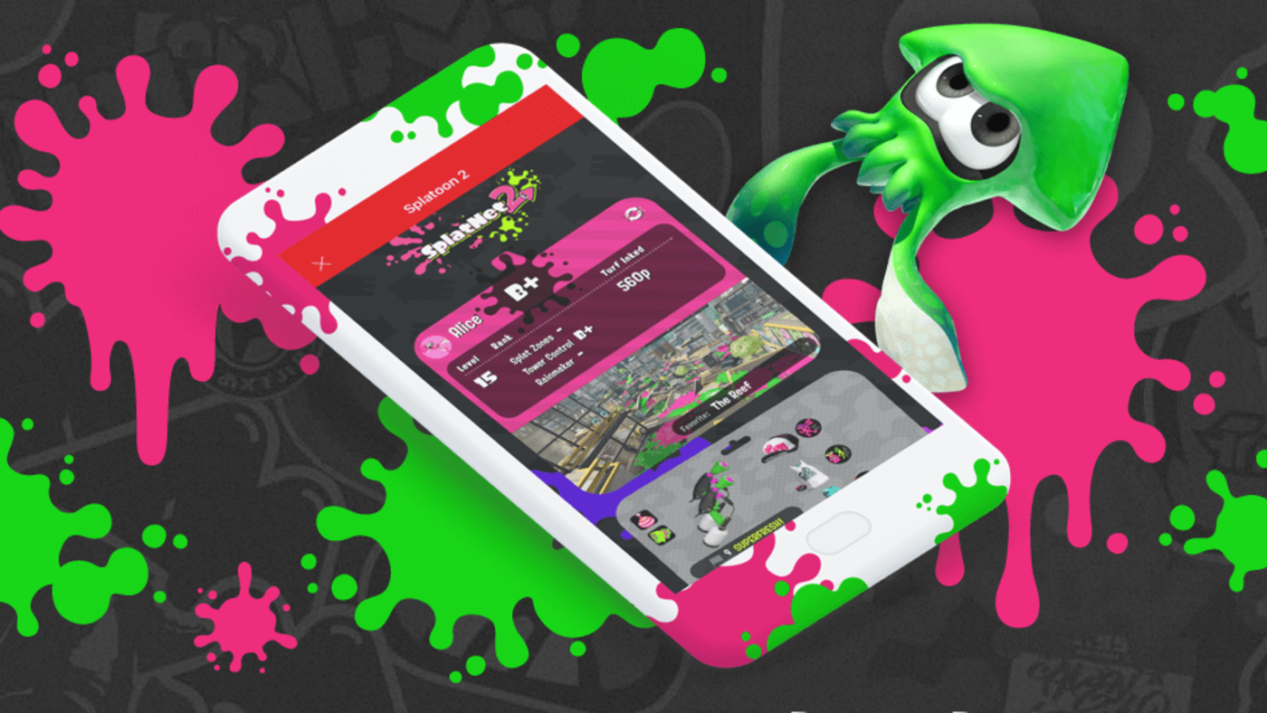 Nintendo Switch Online App Now Available on App Store