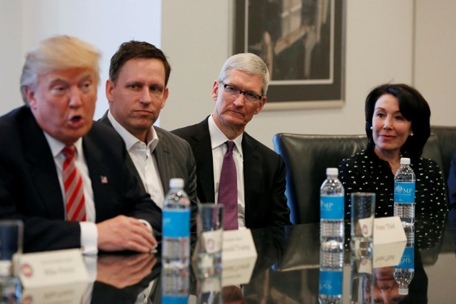 Trump Might Reconsider Tariffs on Apple Products Built in China: Bloomberg
