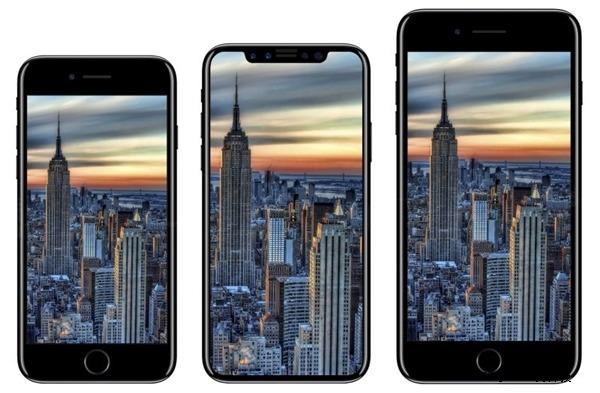 2017 iphones
