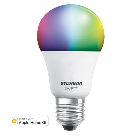 A19 RGBW smart+ w logo