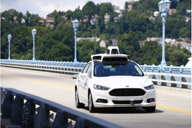 Uber Testing Self-Driving Vehicles in Toronto | iPhone in Canada Blog