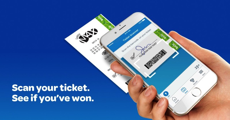 BCLC Lotto! iPhone and iPad App Lets You Scan and Check Lottery