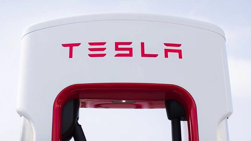 Tesla supercharger edmonton