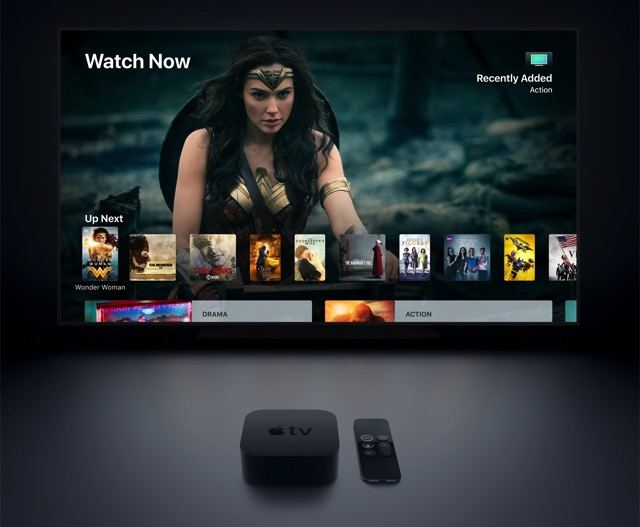AppleTV4K TVapp Remote