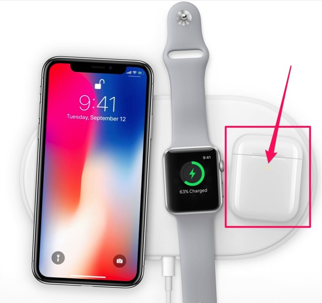 Apple airpower mat