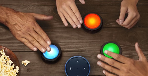 Echo buttons 1