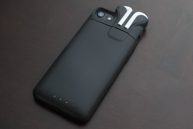 best service 8c635 bb079 PodCase: Battery Case for iPhone and AirPods from Founder of Pebble ...