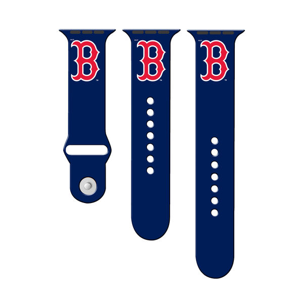 Red sox apple watch bands