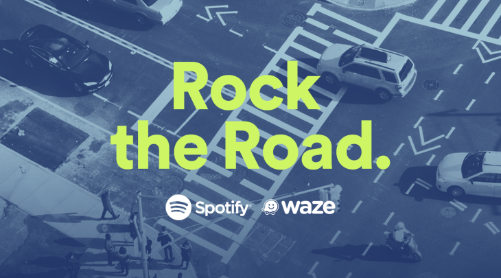 Waze Rolling Out Spotify Integration for iOS Users Starting