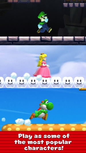 Super mario run remix 10 princess