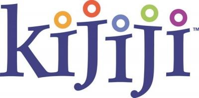 Kijiji Logo Font