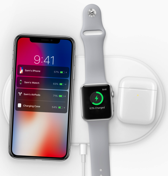 Airpods watch
