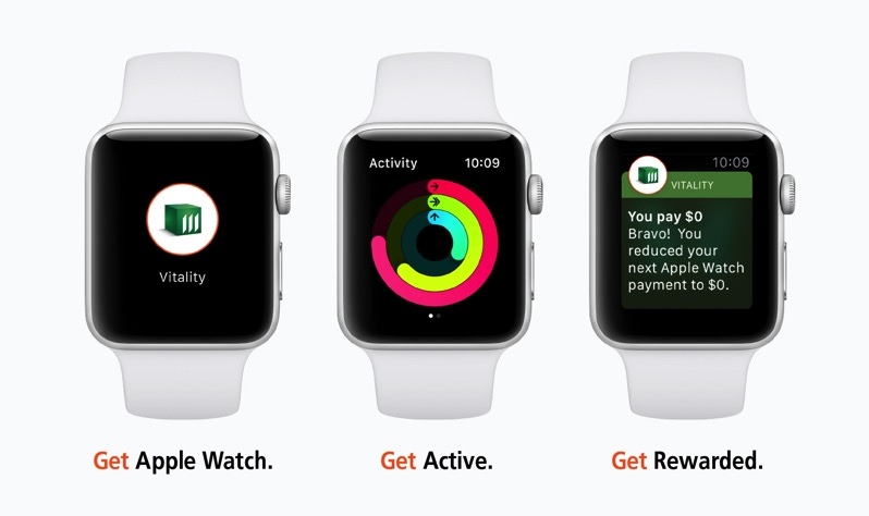 Apple watch graphic en