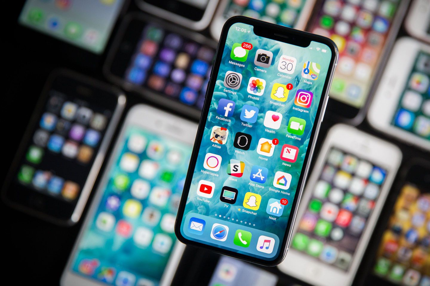 First Iphone Ever Made iPhone X Review...