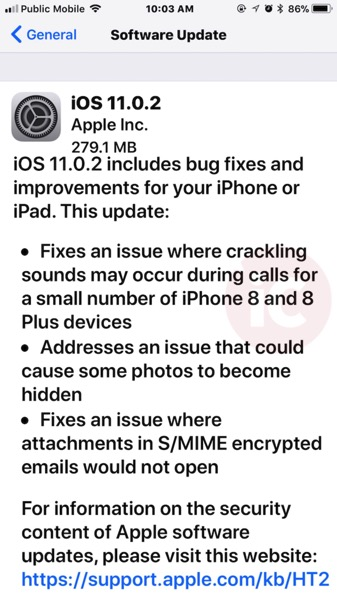 Ios 11 0 2 download