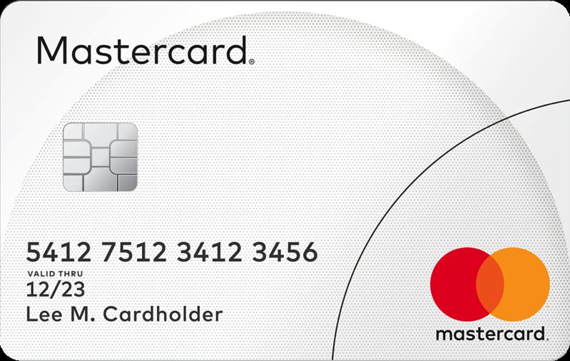 Mc card stndrd 5BIN lmc