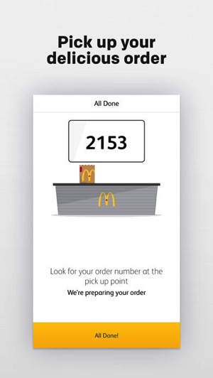 Mcdonald s mobile ordering 4