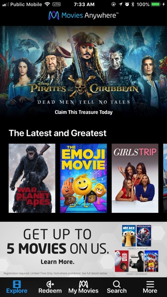 free movies app for iphone how to access disney s anywhere ios app in canada 16959