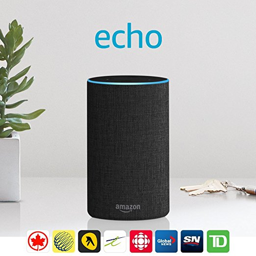 Amazon echo canada
