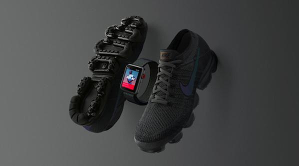 buy popular a6abd 7c064 Nike Announces Limited Edition 'Midnight Fog' Apple Watch ...