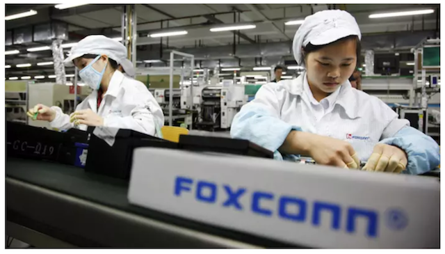 Apple Supplier Foxconn Has Said Indian Customs Dispute Has Been Resolved