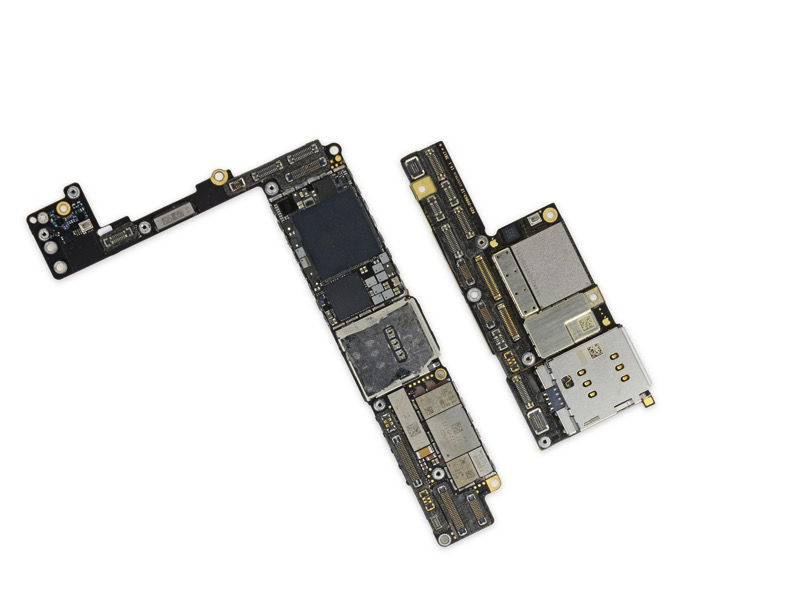 Iphone x logic board
