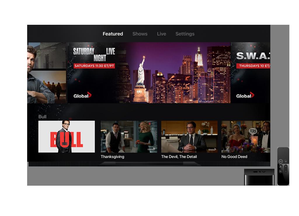 apps for apple tv 4k