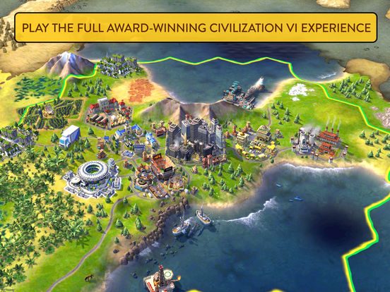 Civilization IV ipad