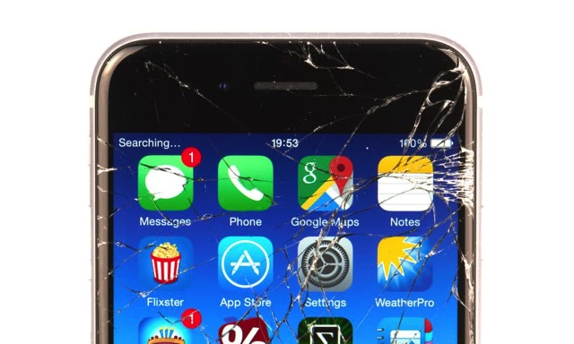 No more broken phone screens? Japanese student accidentally discovers self-healing glass material