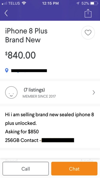 Kijiji screenshot