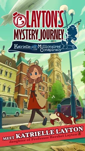 Layton s mystery journey