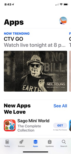 Neil young concert live