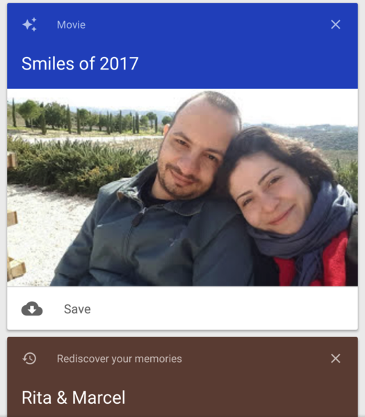 Google Photos rolling out