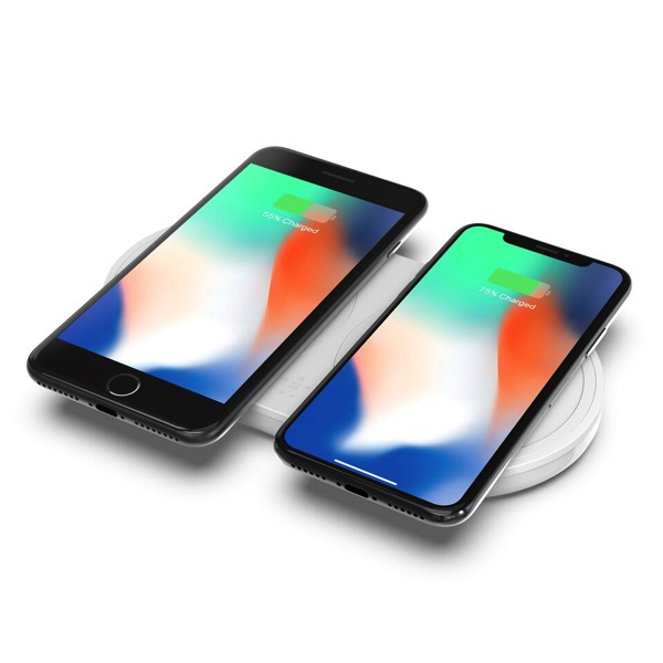 Dual Wireless Pad iPhone preview